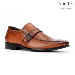 BE-C171 Cognac Zapatos por Mayoreo Wholesale Mens shoes Nantlis Bonafini Shoes