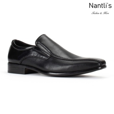 BE-C173 Black Zapatos por Mayoreo Wholesale Mens shoes Nantlis Bonafini Shoes