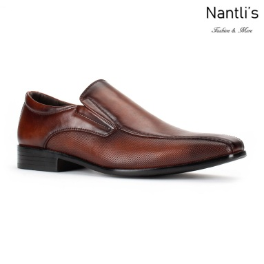 BE-C173 Brown Zapatos por Mayoreo Wholesale Mens shoes Nantlis Bonafini Shoes