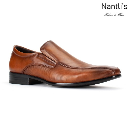BE-C173 Cognac Zapatos por Mayoreo Wholesale Mens shoes Nantlis Bonafini Shoes