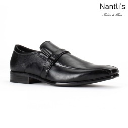 BE-C174 Black Zapatos por Mayoreo Wholesale Mens shoes Nantlis Bonafini Shoes