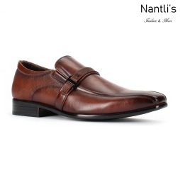 BE-C174 Brown Zapatos por Mayoreo Wholesale Mens shoes Nantlis Bonafini Shoes