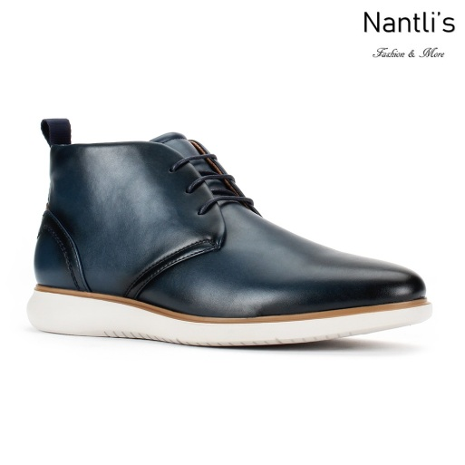 JX-B1904 Navy Zapatos por Mayoreo Wholesale mens shoes Nantlis Jaxson Shoes