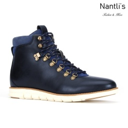 JX-B1908 Navy Zapatos por Mayoreo Wholesale mens shoes Nantlis Jaxson Shoes