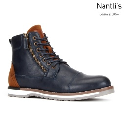 JX-B1915 Navy Zapatos por Mayoreo Wholesale mens shoes Nantlis Jaxson Shoes