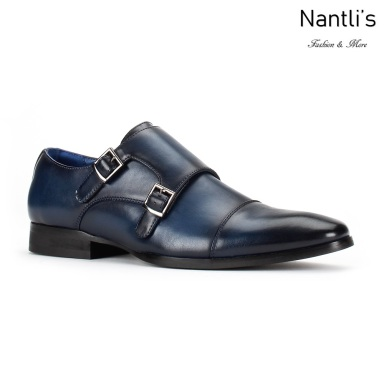 SL-C462 Navy Zapatos por Mayoreo Wholesale mens shoes Nantlis Santino Luciano Shoes