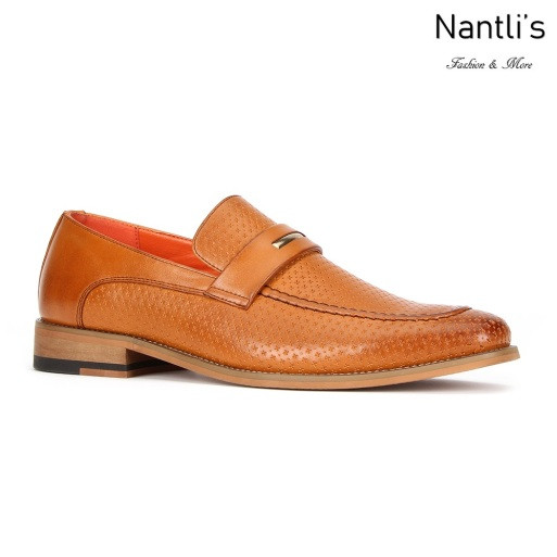 SL-C472 Cognac Zapatos por Mayoreo Wholesale mens shoes Nantlis Santino Luciano Shoes