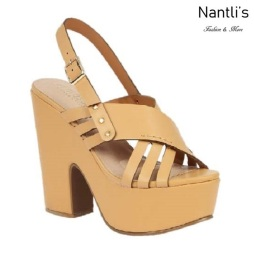 BL-Alden-2 Nude Zapatos de Mujer Mayoreo Wholesale Women Shoes Wedges Nantlis