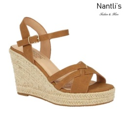 BL-Andy-11 Nude Zapatos de Mujer Mayoreo Wholesale Women Shoes Wedges Nantlis
