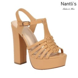 BL-Caroline-13 Nude Zapatos de Mujer Mayoreo Wholesale Women Heels Shoes Nantlis