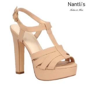 BL-Cecelia-12 Nude Zapatos de Mujer Mayoreo Wholesale Women Heels Shoes Nantlis