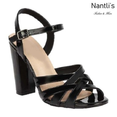 BL-Celina-18 Black Zapatos de Mujer Mayoreo Wholesale Women Heels Shoes Nantlis