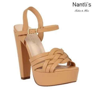 BL-Duncan-3 Nude Zapatos de Mujer Mayoreo Wholesale Women Heels Shoes Nantlis