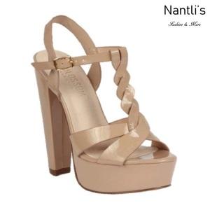 BL-Duncan-4 Nude Zapatos de Mujer Mayoreo Wholesale Women Heels Shoes Nantlis