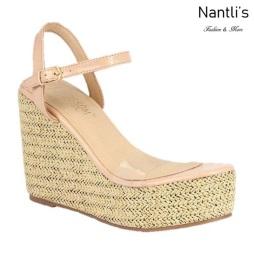 BL-Ella-11 Nude Zapatos de Mujer Mayoreo Wholesale Women Heels Shoes Nantlis