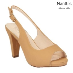 BL-Fay-2 Nude Zapatos de Mujer Mayoreo Wholesale Women Heels Shoes Nantlis