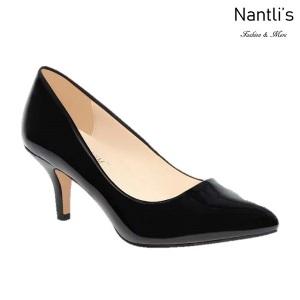 BL-Hurley-23 Black Zapatos de Mujer Mayoreo Wholesale Women Heels Shoes Nantlis