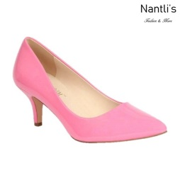 BL-Hurley-23 Pink Zapatos de Mujer Mayoreo Wholesale Women Heels Shoes Nantlis