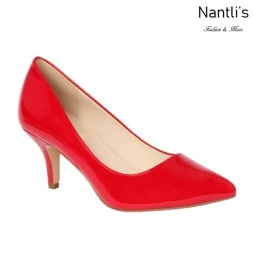 BL-Hurley-23 Red Zapatos de Mujer Mayoreo Wholesale Women Heels Shoes Nantlis