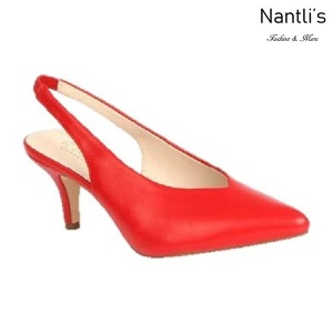 BL-Hurley-24 Red Zapatos de Mujer Mayoreo Wholesale Women Heels Shoes Nantlis