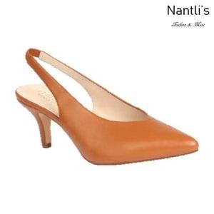 BL-Hurley-24 Tan Zapatos de Mujer Mayoreo Wholesale Women Heels Shoes Nantlis