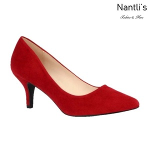 BL-Hurley-s23 Red Suede Zapatos de Mujer Mayoreo Wholesale Women Heels Shoes Nantlis