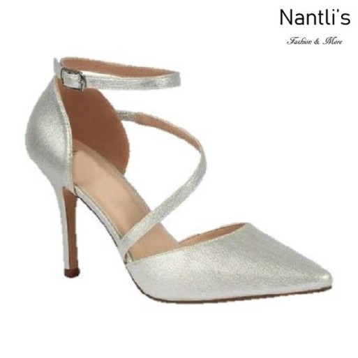 BL-Josie-7X Silver Zapatos de Mujer Mayoreo Wholesale Women Heels Shoes Nantlis