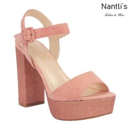 BL-Keith-4 Mauve Zapatos de Mujer Mayoreo Wholesale Women Heels Shoes Nantlis