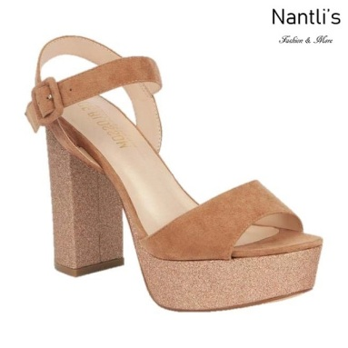 BL-Keith-4 Nude Zapatos de Mujer Mayoreo Wholesale Women Heels Shoes Nantlis