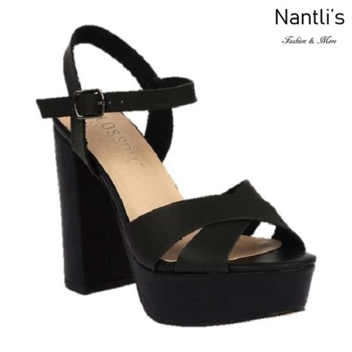 BL-Keith-7 Black Zapatos de Mujer Mayoreo Wholesale Women Heels Shoes Nantlis