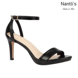BL-Rosie-18 Black Zapatos de Mujer Mayoreo Wholesale Women Heels Shoes Nantlis