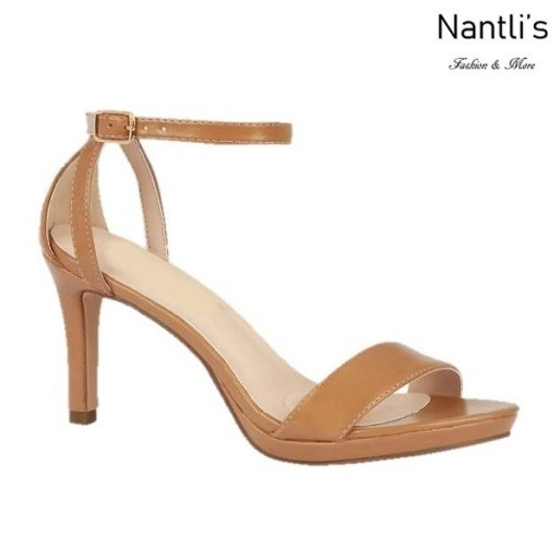 BL-Rosie-18 Nude Zapatos de Mujer Mayoreo Wholesale Women Heels Shoes Nantlis