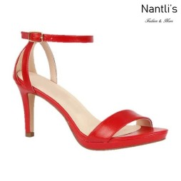 BL-Rosie-18 Red Zapatos de Mujer Mayoreo Wholesale Women Heels Shoes Nantlis