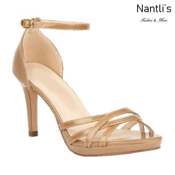 BL-Olie-18 Nude Zapatos de Mujer Mayoreo Wholesale Women