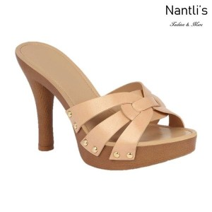 BL-Sandra-6 Nude Zapatos de Mujer Mayoreo Wholesale Women Heels Shoes Nantlis