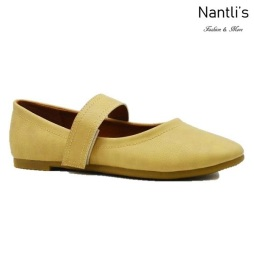 BL-Terra-1 Nude Zapatos de Mujer Mayoreo Wholesale Women flats Shoes Nantlis