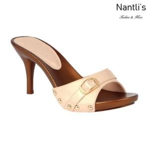 BL-Vote-69 Champagne Zapatos de Mujer Mayoreo Wholesale Women Heels Shoes Nantlis