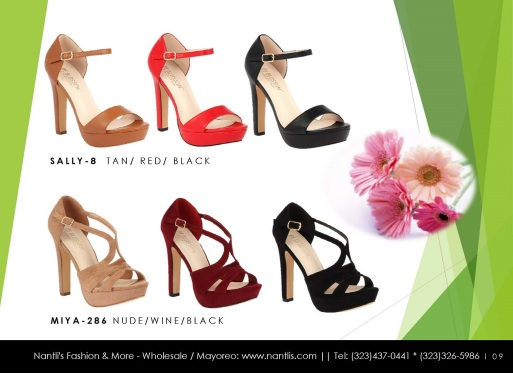 Nantlis Vol BL25 Zapatos de Mujer mayoreo Catalogo Wholesale womens Shoes_Page_09