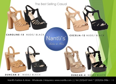 Nantlis Vol BL25 Zapatos de Mujer mayoreo Catalogo Wholesale womens Shoes_Page_10
