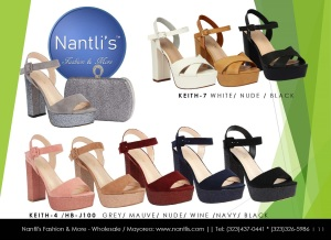 Nantlis Vol BL25 Zapatos de Mujer mayoreo Catalogo Wholesale womens Shoes_Page_11