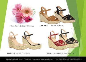 Nantlis Vol BL25 Zapatos de Mujer mayoreo Catalogo Wholesale womens Shoes_Page_12