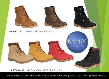 Nantlis Vol BL25 Zapatos de Mujer mayoreo Catalogo Wholesale womens Shoes_Page_26