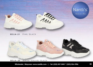 Nantlis Vol BL28 Zapatos tennis de Mujer mayoreo Catalogo Wholesale womens sneakers Shoes_Page_08