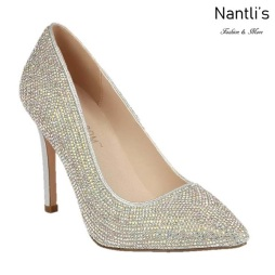BL-Alva-2 Silver Zapatos de Mujer elegantes Tacon Alto Mayoreo Wholesale Womens Hi-Heels Fancy Shoes Nantlis