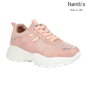 BL-Bella-20 Mauve Zapatos tennis de Mujer Mayoreo Wholesale Women sneakers Shoes Nantlis