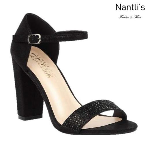 BL-Celina-12 Black Zapatos de Mujer elegantes Tacon medio Mayoreo Wholesale Womens Mid-Heels Fancy Shoes Nantlis