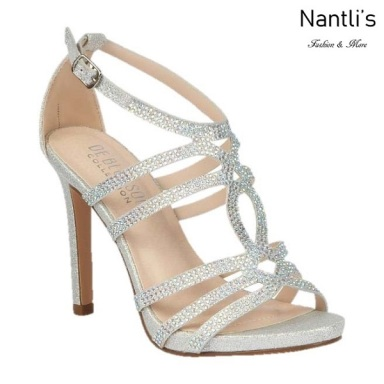 BL-Charlotte-17 Silver Zapatos de Mujer elegantes Tacon Alto Mayoreo Wholesale Womens Hi-Heels Fancy Shoes Nantlis