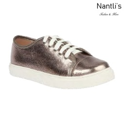 BL-Cherry-38 Pewter Zapatos tennis de Mujer Mayoreo Wholesale Women sneakers Shoes Nantlis