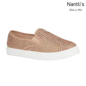 BL-Cherry-43 Nude Zapatos tennis de Mujer Mayoreo Wholesale Women sneakers Shoes Nantlis