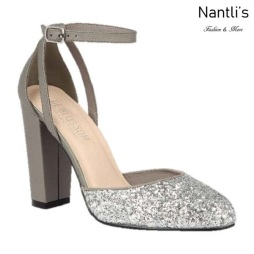 BL-Dawn-1 Silver Zapatos de Mujer elegantes Tacon Alto Mayoreo Wholesale Womens Hi-Heels Fancy Shoes Nantlis